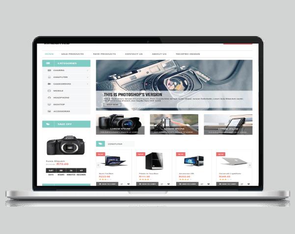 Techpro Design | Electra Demo Store