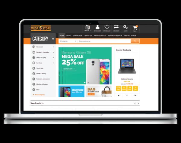 Techpro Design Store | Mega Store